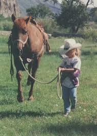 Image result for child and horse image
