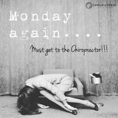 "3 Likes, 1 Comments - Chaparral Chiropractic (@chaparral_chiropractic) on Instagram: ""Start the week off strong...#getchecked #getadjusted #chaparralchiropractic"""