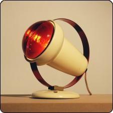 infrarode lamp
