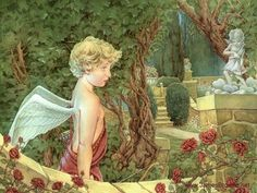 Cupid's Garden by James  Browne