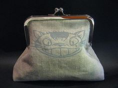 Catbus bag for Halina. Printed on linen. Flickr - Photo Sharing!