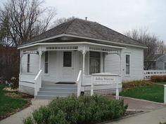 John Wayne's home in Madison County