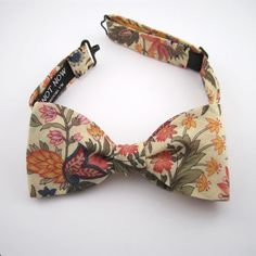 Pink and yellow floral bow tie Jewelry Accessories, Fashion Accessories, Women Bow Tie, Floral Bow Tie, Granny Chic, Diy Fashion, Womens Fashion, Pattern Mixing, Floral Style