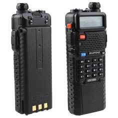Baofeng UV5R Dual Band UHFVHF Radio Transceiver WUpgrade Version 3800mah Battery With Earpiece  Builtin VOX Function 136174  400480MHz -- Check out the image by visiting the link.