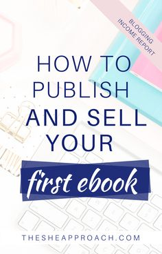 If you are a blogger you need to know that it si an important thing to make profit from selling your own eBooks! I will show you how to publish and sell your first eBook & how to make profit from selling it! #digitalproducts #makemoneyonline #sellingebooks #bloggingtips Make Money Blogging, Make Money Online, How To Make Money, Business Tips, Online Business, Entrepreneur Inspiration, Online Work, Blogging For Beginners, Making Ideas
