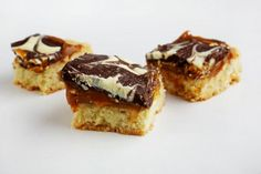 Salt Caramel Millionaire's Shortbread is a winning combination of chocolate, caramel and a hint of salt.