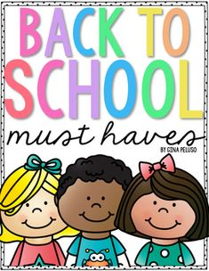Looking for that one product that has everything you need for your back to school night, open house, or visitation? Back to School Night Teacher Must Haves is that product! What's Inside Student/Parent Information Open House Sign In EDITABLE Classroom Communication Forms (Class Website, Twitter, Instagram, Remind 101, Bloomz) Photograph Permission Slip Classroom Volunteer Information EDITABLE School Supply List EDITABLE Classroom Wish List EDITABLE Ready Confetti EDITABLE Classroom/School…