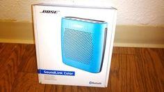 Bose SoundLink Color BluetoothSpeaker in Roseville, CA (sells for $100)