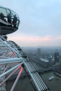 London Travel Photos - London Eye