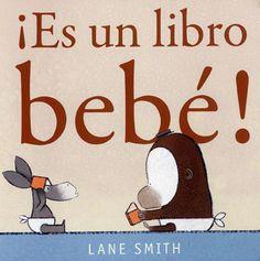 Versión, en pequeño formato, de la obra ¡Es un libro! dirigida a los bebés. Al igual que en el original se produce un breve diálogo entre un mono y un asno sobre qué es un libro y para qué sirve...