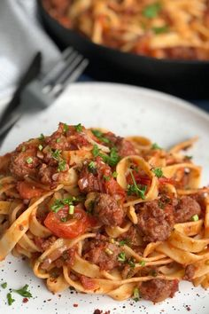 I Love Food, Good Food, Macaroni Pasta, Camping Meals, Spaghetti, Favorite Recipes, Beef, Healthy Recipes, Cooking