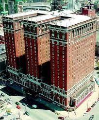 Statler Towers - Our wedding reception was here.