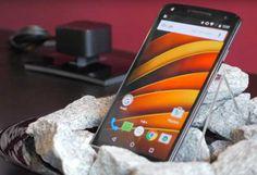 """""""Moto X Force"""", Un smartphone con pantalla súper resistente"""