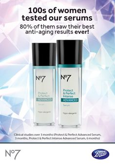 No 7 anti aging serum reviews