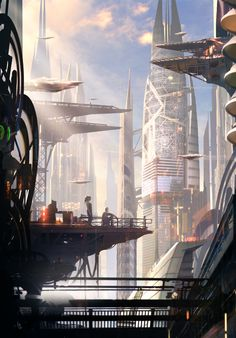 ArtStation - The Lookout, Raphael Lacoste