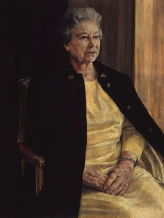 Antony Williams portrait of the Queen