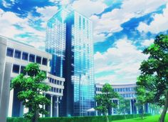 Entry of Immobile, Background, Anime Background, Anime Scenery, Visual Novel Scenery, Visual Novel Background