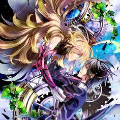 Tags: Anime, Fuu Takara, Milla Maxwell, Tales of Xillia, Jude Mathis