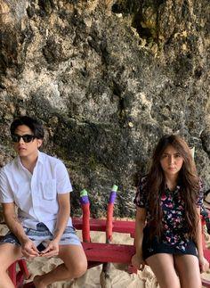 Boracay, for Bench - February 2019 © Cute Relationship Goals, Cute Relationships, Love Couple, Couple Goals, Daniel Johns, Daniel Padilla, Kathryn Bernardo, Jadine, Otp
