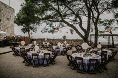 Perfect wedding venue  Fort George, Island of Vis Croatia by Irina and Matej Weddings