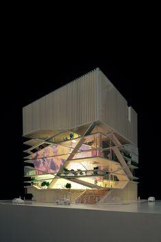 文化の森/ Unsangdong建築