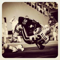 Greg Lloyd - Pittsburgh Steelers