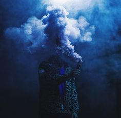 Coloured smoke for photography, film & TV | Enola Gaye™