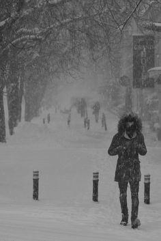 Romania, Snow, Outdoor, Outdoors, Outdoor Games, Human Eye