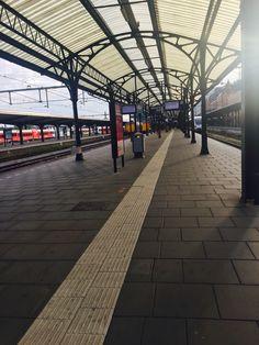 Groningen hoofdstation, Groningen, the Netherlands