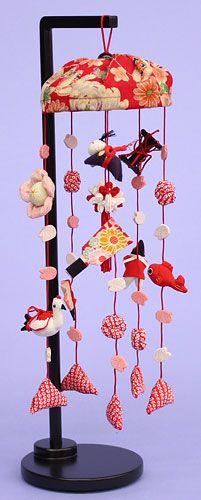 つるし飾り 桜花