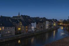 La Sambre à Namur. Namurimage.be