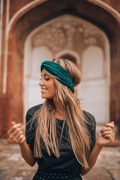 Women S Fashion Stores New Zealand Key: 9425545314 Surfer Girl Style, In And Out Movie, Boho Headband, Wedding Hair Flowers, Fashion Photography Inspiration, Wedding Hairstyles For Long Hair, Boho Fashion, Fashion Hats, Your Hair