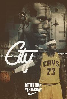 LeBron James x Nike 'For the City' Campaign