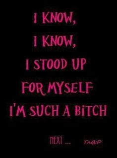 Breaking up and Moving on Quotes : survivingnarcissi. Yup Im the pariah for sticking up for myself #survivingan