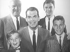Original Cast of My Three Sons