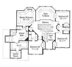 Pics For Secret Rooms In House Plans