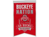 Buy Nations Banner Collectibles Novelties and other Ohio State Buckeyes products at OhioStateBuckeyes.com