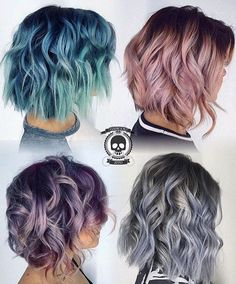 Which is your fave?! @hairgod_zito #regram #AmericanSalon