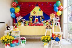 festa infantil: patati patatá - constance zahn