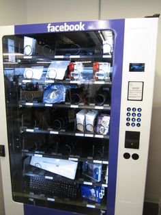 vending machine in seattle facebook office