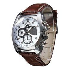 $2.97 (Buy here: https://alitems.com/g/1e8d114494ebda23ff8b16525dc3e8/?i=5&ulp=https%3A%2F%2Fwww.aliexpress.com%2Fitem%2Fexcellent-quality-2015-HOT-SALE-Fashion-Man-Round-Quartz-Watch-Casual-Belt-Life-Waterproof-Watch%2F32375548749.html ) Excellent Quality Watches Men Luxury Brand Quartz Watches Men Leather Watch Casual Male Clock relojes hombre Relogio Masculino for just $2.97