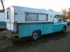 1976 Alaskan Camper , Pop up Camper $2300. someday it will be ours.