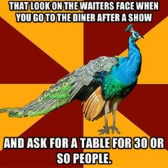 """I always try to tip extra at the Wheel as an """"I'm sorry for the obnoxious children"""" to the wait staff..."""