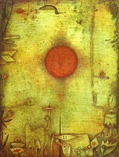 Ad Marginen - Paul Klee (1930)