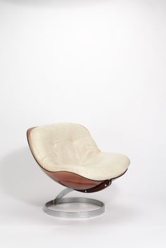 "Boris Tabacoff, ""Sphere"" Lounge Chair (1971)"