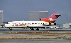 Air West Boeing 727-100