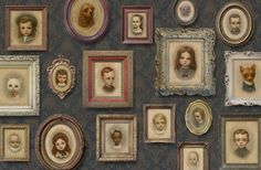 Lambland, The Art of Marion Peck (Marion Peck - Tout l'art) Marion Peck, Collages, Big Eyes Paintings, Surreal Artwork, Mark Ryden, Shadow Box Art, Crystal Decor, Pop Surrealism, Baby Art
