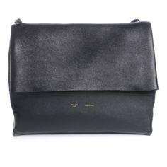 CELINE | All soft bag in black