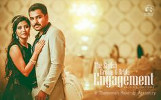 engagement Makeover  @Thamannah Make-up Artistry