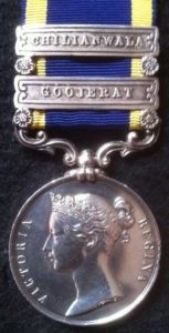 Punjab Campaign, Medal: Battle of Chillianwallah on January 1849 during the Second Sikh War Troops, Soldiers, Military Orders, Badges, Colonial, Muslim, Egypt, Battle, January